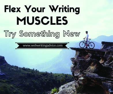 Have you challenged your writing skills lately?