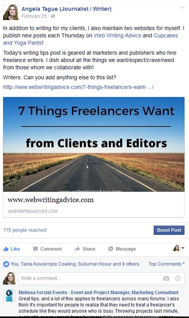 4 Tips for Optimizing Social Media Posts