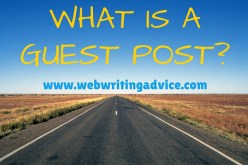 What is a Guest Post?