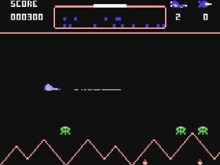 Commodore 64 (Interceptor)