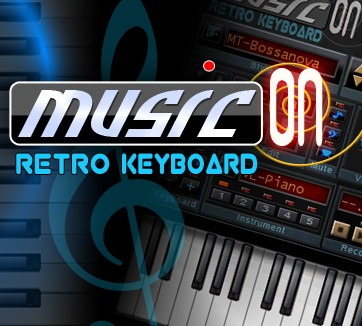 Music On: Retro Keyboard, emulando a los maestros