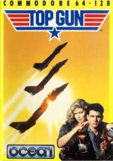 Top Gun (Caja C64)