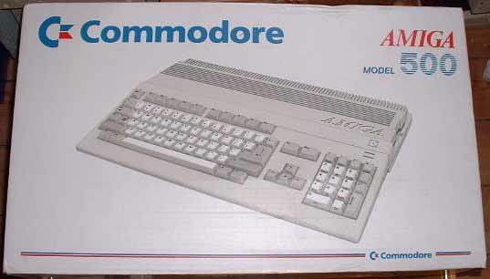 Mis primeros juegos de Amiga