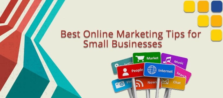 Best Online Marketing Tips for Small Businesses