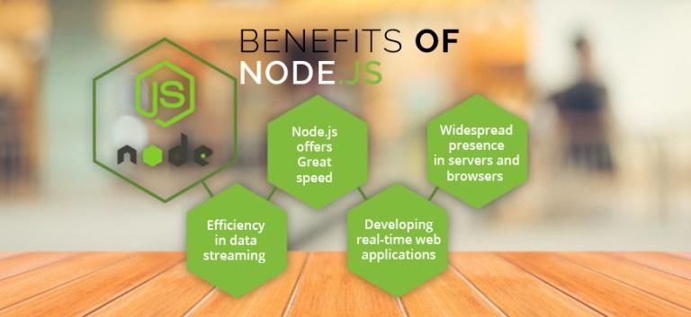 Benefits of Node js