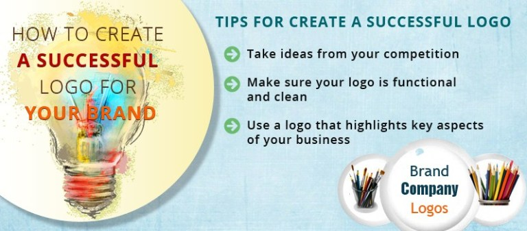 successful logo for your brand