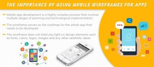 mobile wireframes for apps