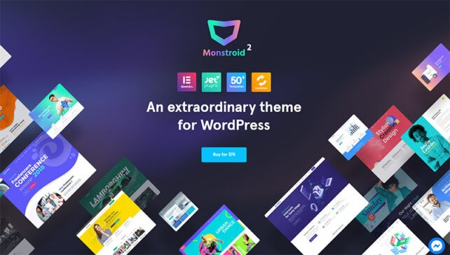 Works with all types of WordPress themes