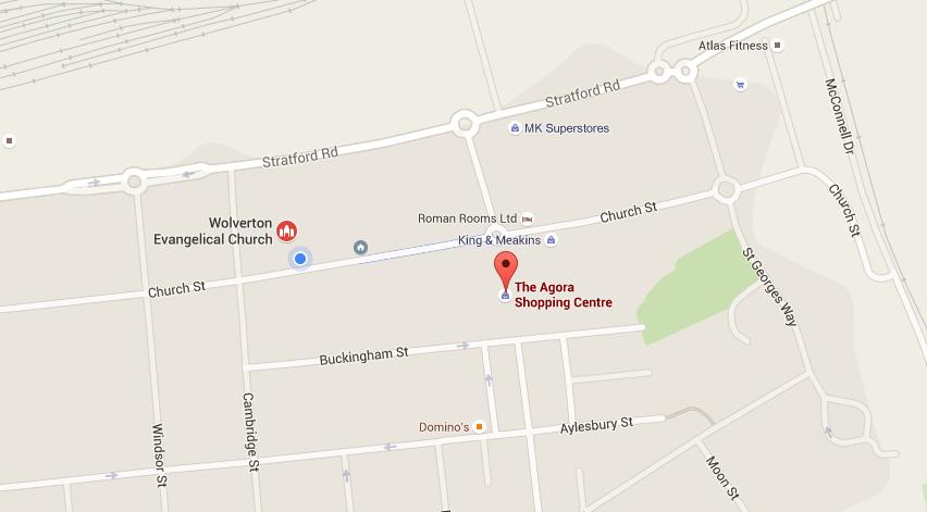 Market Stall Wolverton Evangelical Church Milton Keynes