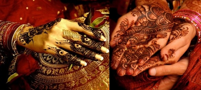 Stylish Mehendi Designs