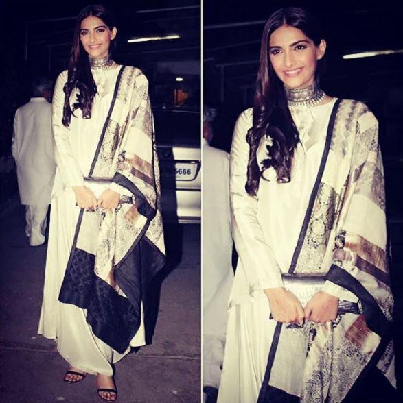 Sonam Kapoor's Fashion Style
