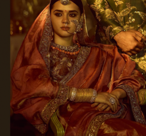 collection by Sabyasachi Mukherjee