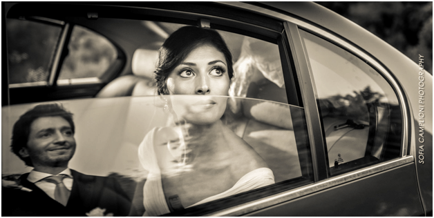 Mood in Your Wedding Photographs