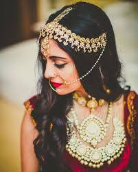 weddings with open hairstyles