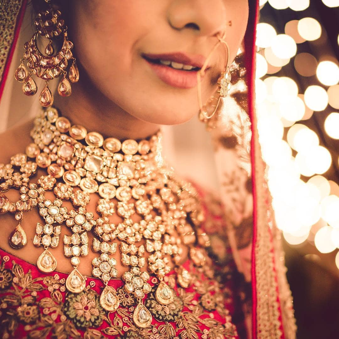 Bridal Jewellery accessories