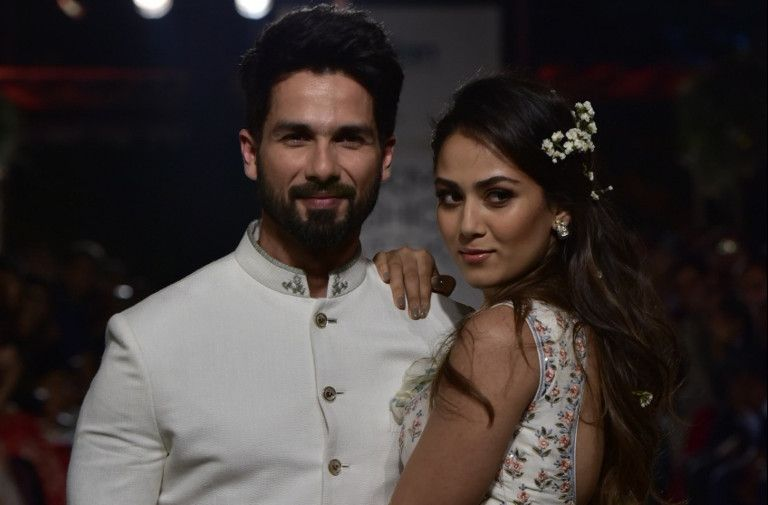Best of Shahid-Mira Pics