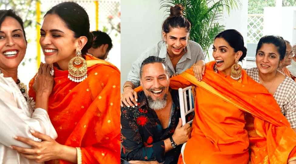 Deepika and Ranveer's Wedding