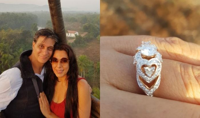 Pooja Bedi Gets Engaged