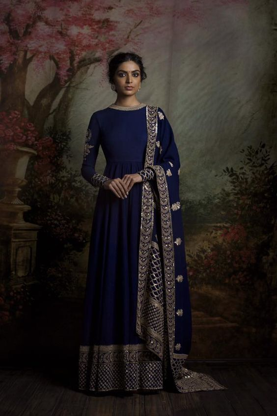Versatile Anarkali Suits Ideal For all Body Types