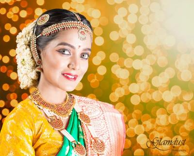 Tamilian Bridal makeup