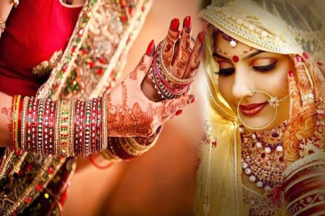 traditional ornaments in wedding