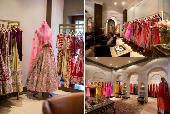 Lehenga Stores in Defence Colony