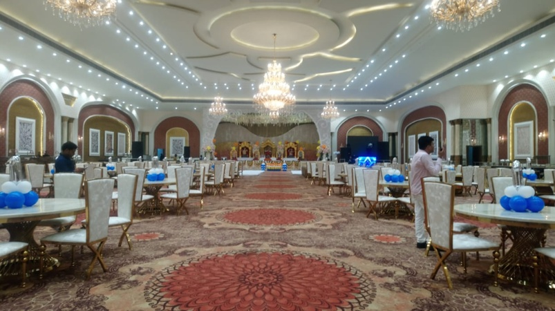 reception party in Noida