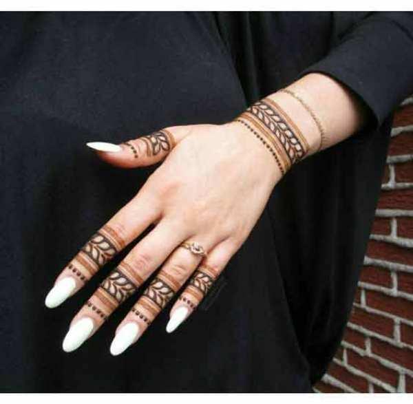 Modern Henna 20