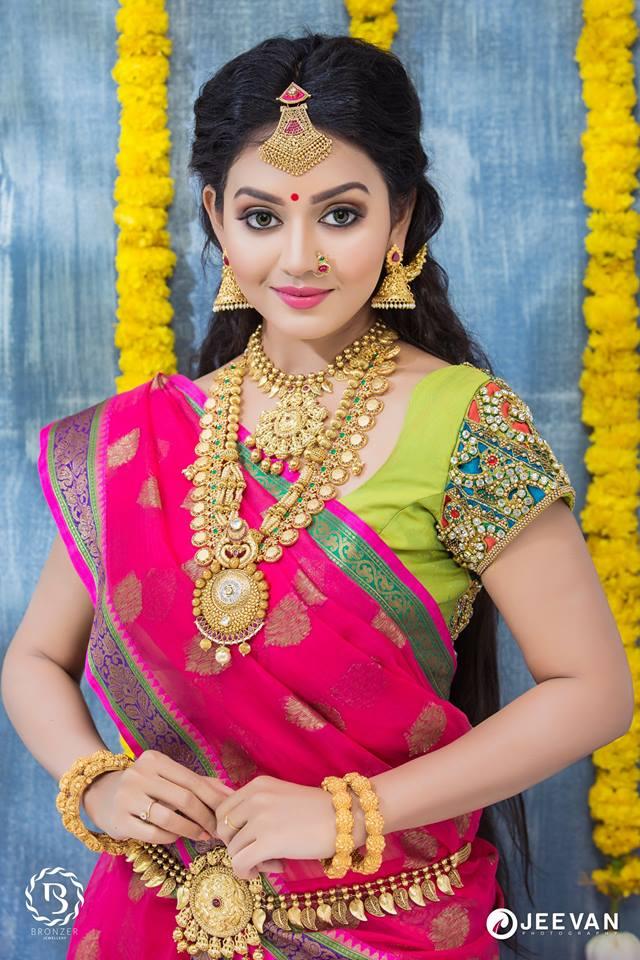 Aval Manamagal Magazine Bridal Photo Shoot Wedandbeyond