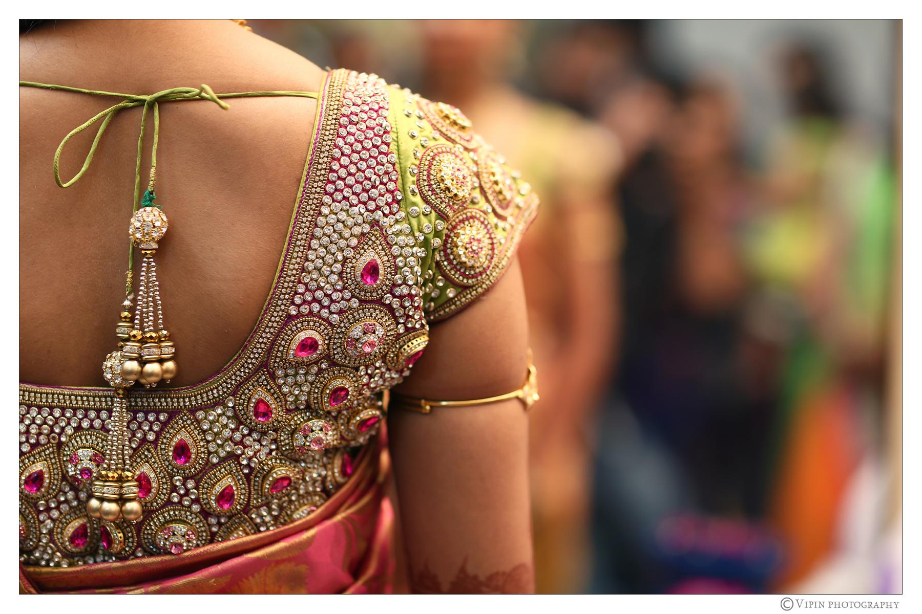 Designer Blouse Designs Bridal Designer Blouse Designs