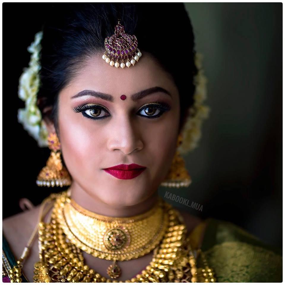 South Indian Bridal Makeup Indian Bridal Makeup Photo