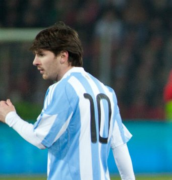 Lionel Messi Wedden WK