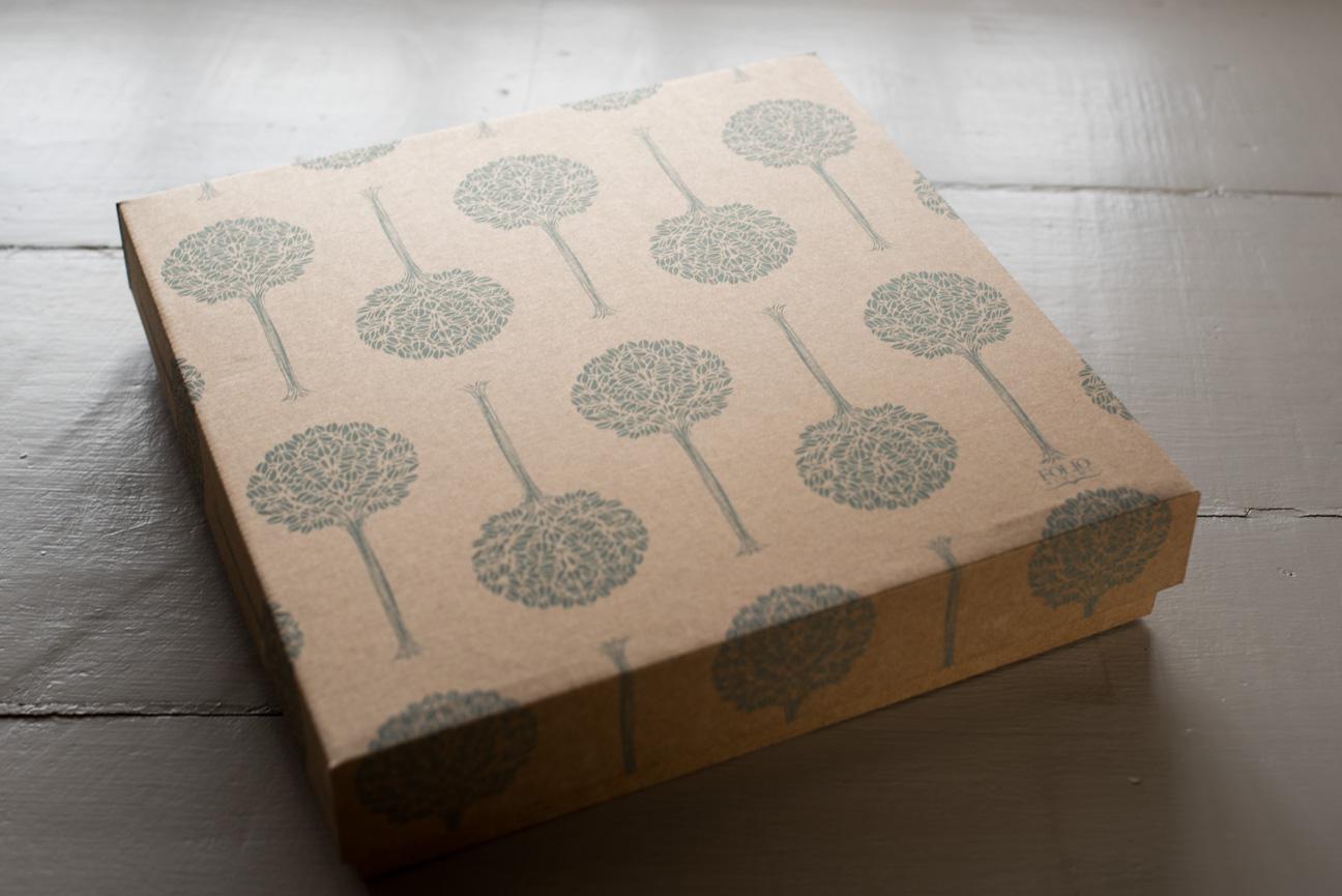 folio fine art album box