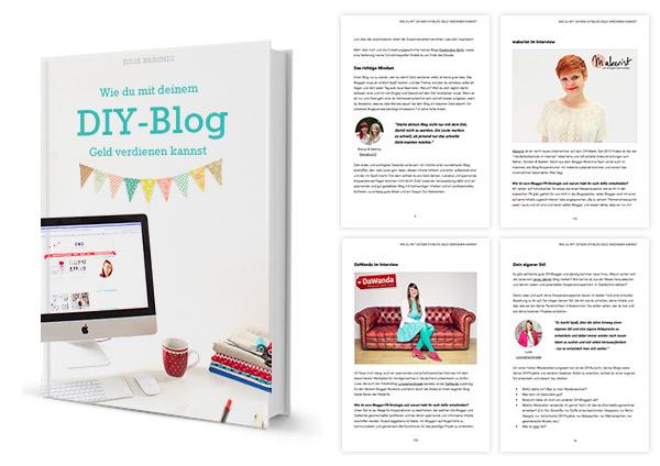 DIY E-Book für Blogger
