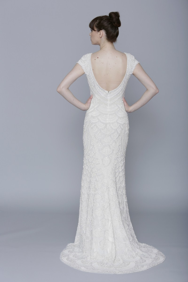 SS2016 NEW YORK BRIDAL Theia auf wedding Board