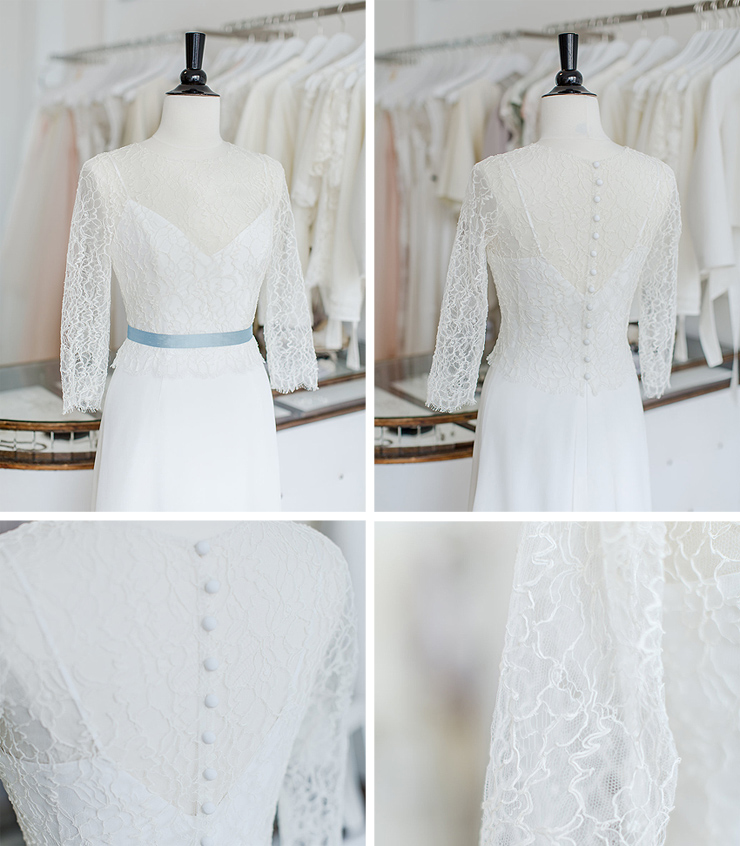 Braut-Oberteile Cecile | La Robe Marie | Kollektion 2016