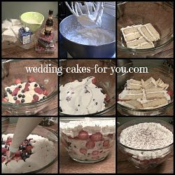 Cake Filling Recipes For Amazing Wedding Cakes Pastry Cream in A Trifle Filling For Trifle