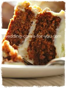 Carrot Cake Icing For The Best Ever Gourmet Carrot Cake