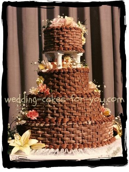 Wedding Cake Designs And Creative Wedding Cake Styles To