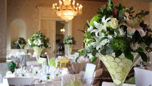 Tall Flower Vases For Weddings Pleasant Design Ideas 7 Romantique Wedding Reception Decorations