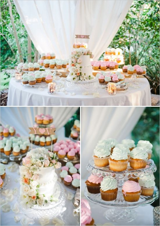 47 Adorable And Yummy Cupcake Display Ideas For Your
