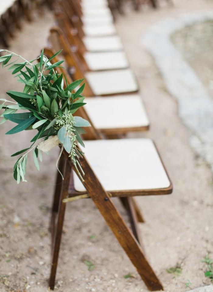 Modern Natural Greenery Wedding Inspiration Wedding