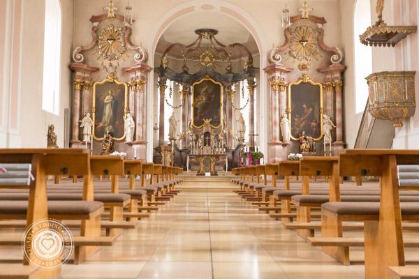 Schoene Kirche in Stuttgart Katholisch (4 von 4)