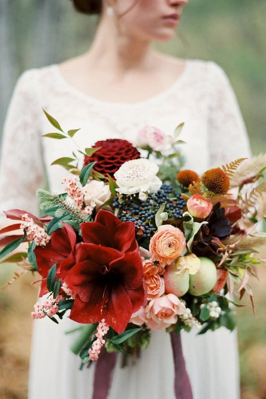 November Wedding Flowers Wedding Flowers In Season CHWV