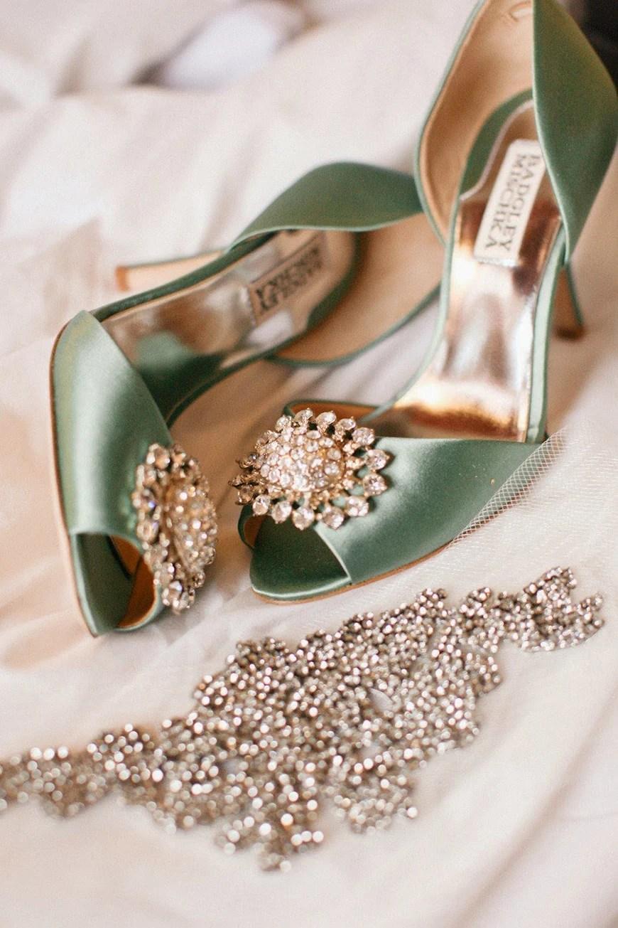 Green Wedding Shoes Wedding Ideas By Colour Chwv