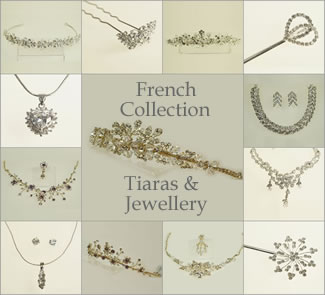 TIARAS Amp HAIR ACCESSORIES FROM WEDDING ACCESSORIES