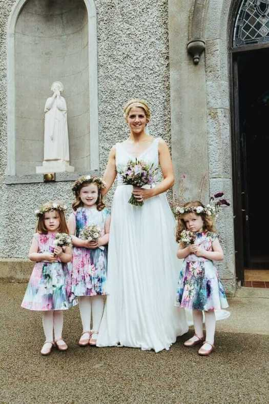 Tinakilly Country House weddbing by Danielle O Hora 75