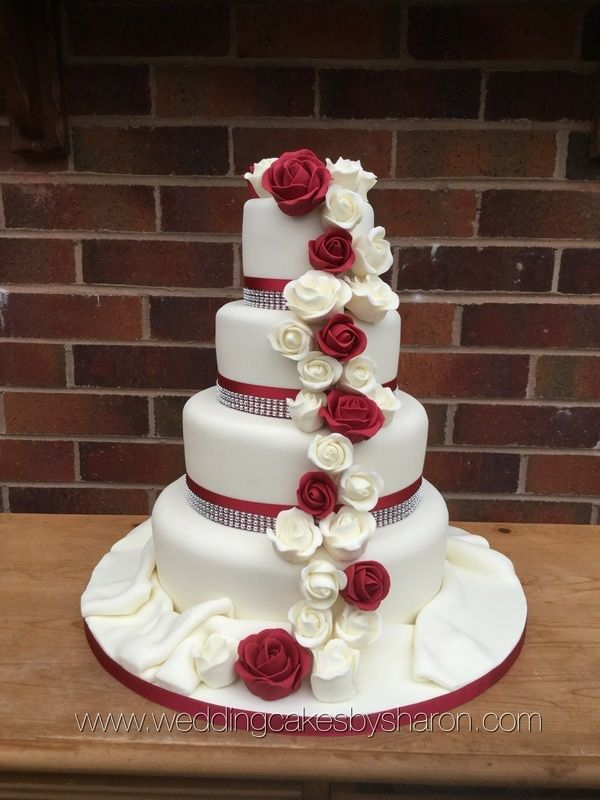 Wedding Cakes by Sharon Picture