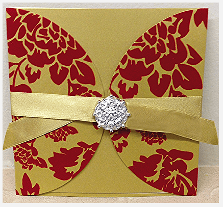 A019 Indian Wedding Cards