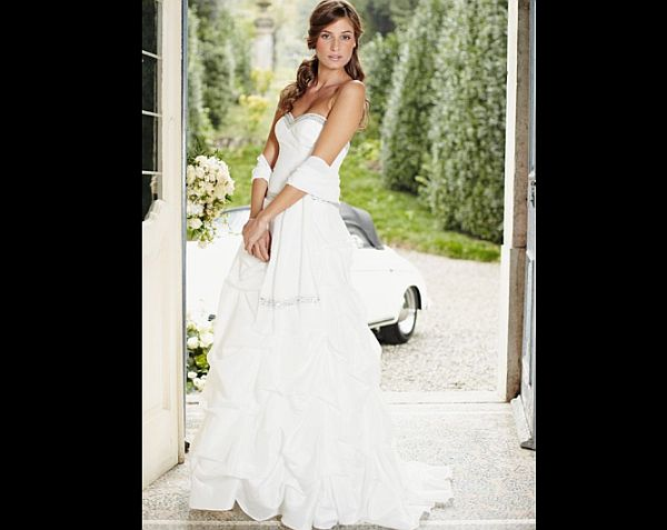 Bridal Gown Milora Unique Wedding Gown Simple Wedding: Unique And Simple Wedding Gowns For Brides-to-be